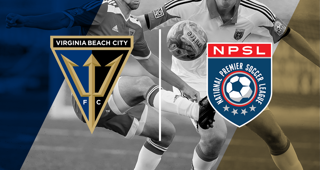 Virginia Beach City FC Launches Professional Team in 2019