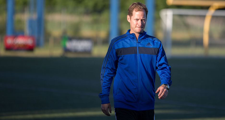 D.C. United Name Brian Hinkey Head Scout of Hampton Roads Metro