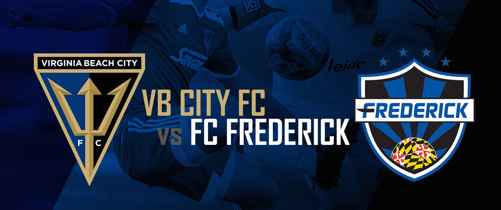 Know Your Opponent: FC Frederick | 5/27 | VB City FC