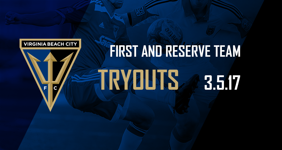 First Team Tryouts March 5