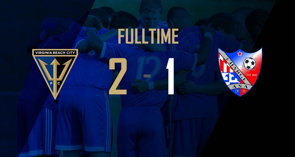 VB City FC End 2016 Season With 2-1 Comeback Win