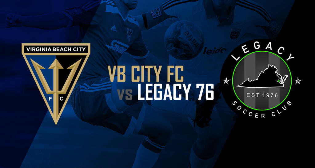 Know Your Opponent: Legacy 76 | 5/12 | VB City FC