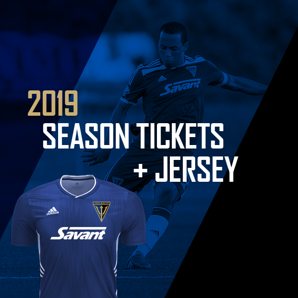 2019 Season Tickets + Jersey