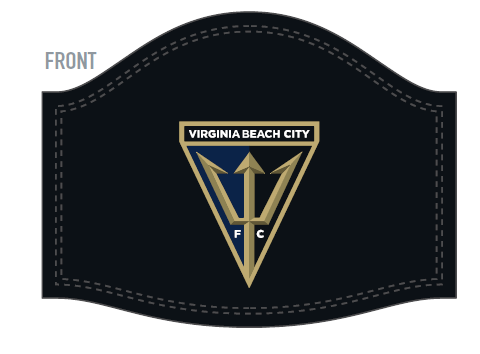VB City FC Masks