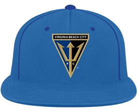 Virginia Beach City FC  Snapback - Royal