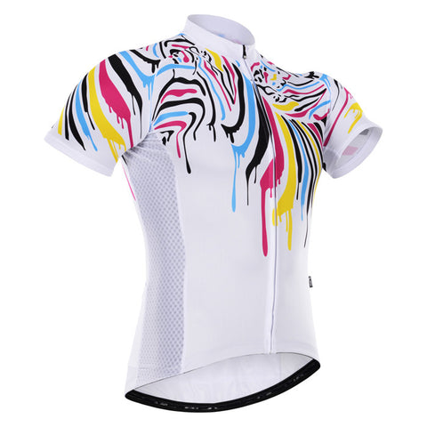 Cycling Box Colour Lures Jersey - Cycling Savings