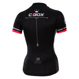 Cycling Box Minnie Black and Pink Ladies Jersey - Cycling Savings
