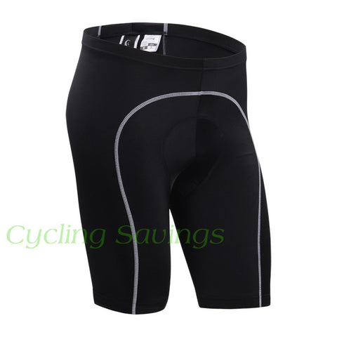 Cycling Box Athletic Black Shorts - Cycling Savings