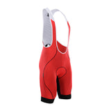 Cycling Box Astra Red Bib Shorts - Cycling Savings