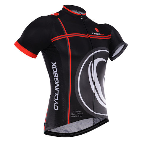 Cycling Box Gear Jersey - Cycling Savings