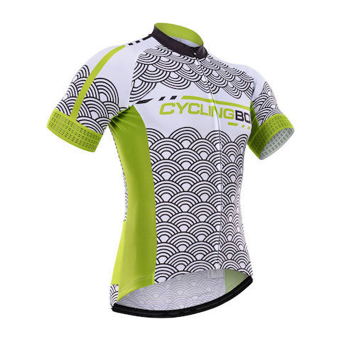 Cycling Box Mountains Jersey - Cycling Savings