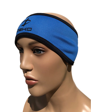 Deko Blue Head Band