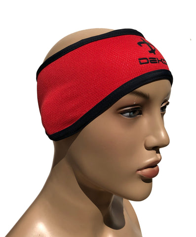 Deko Red Head Band