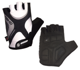 Deko Gloves Shades of Black with Comfort Gel - Cycling Savings
