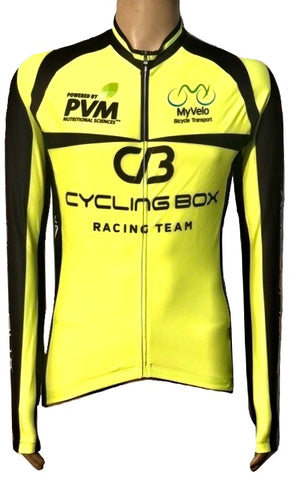 Team Cycling Box 2019 Long sleeve