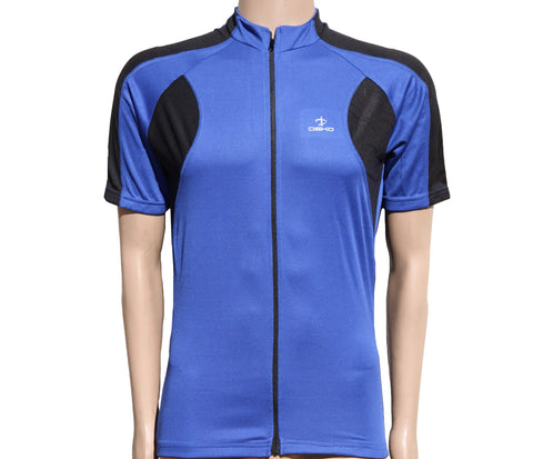 Deko Shaheen Blue Jersey - Cycling Savings