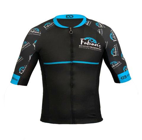 Cycling Jersey with Bike Transport Discount