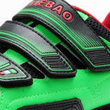 Tiebao Mountain Biking Shoes Green and Black - Cycling Savings