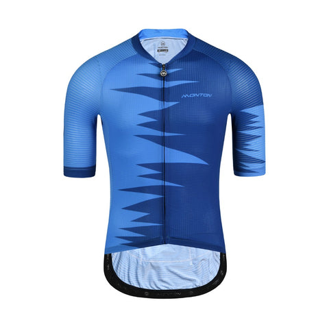 Monton Roar Blue Jersey - Cycling Savings