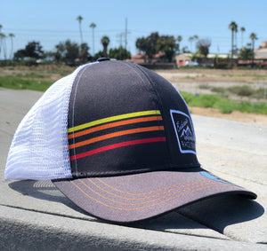 ERS Stripes Technical Trucker