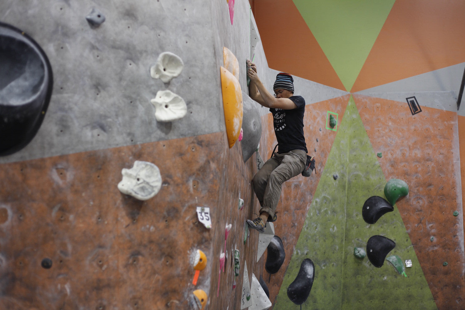 CCS Climbing Competition