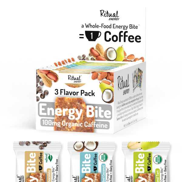 3 Flavor Energy - 10 Pack