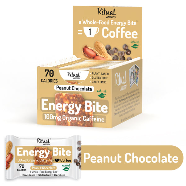 Peanut Chocolate Energy - 10 Pack