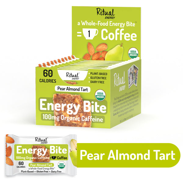 Pear Almond Tart Energy - 10 Pack