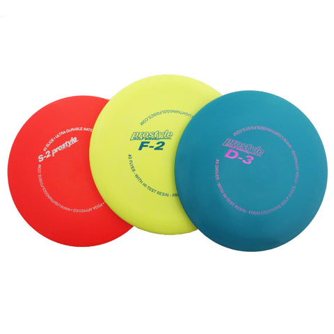 Prostyle Assorted Discs