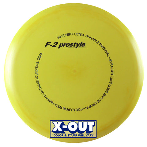 X-OUT Prostyle F-2 #2 Flyer Fairway Driver