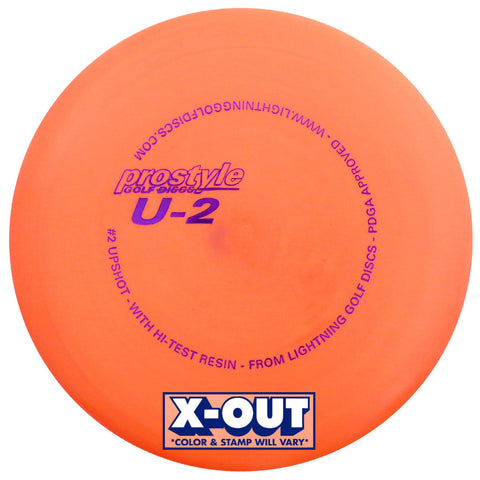 X-OUT Prostyle U-2 #2 Upshot Putter