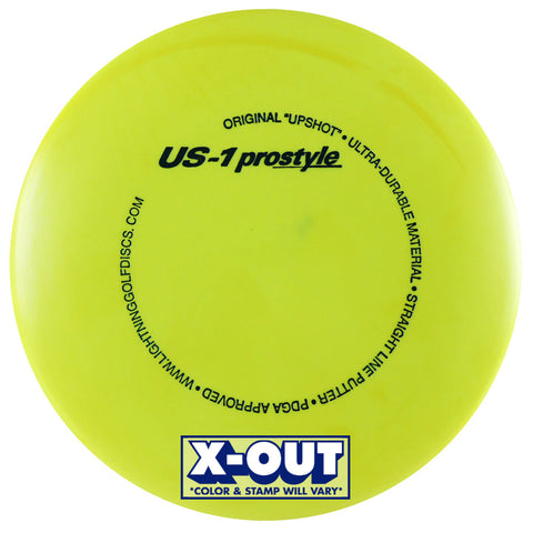 X-OUT Prostyle US-1 The Upshot Putter