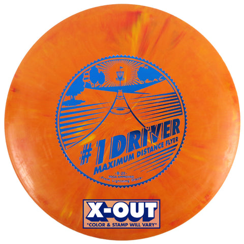 X-OUT #1 Driver Fairway Driver