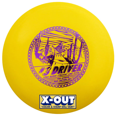 X-OUT #3 Driver Fairway Driver