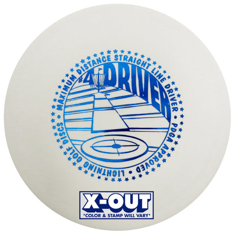 X-OUT #4 Driver Fairway Driver