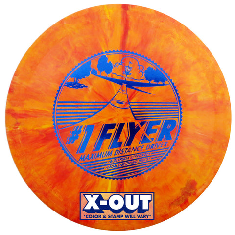 X-OUT #1 Flyer Fairway Driver