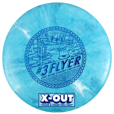 X-OUT #3 Flyer Fairway Driver
