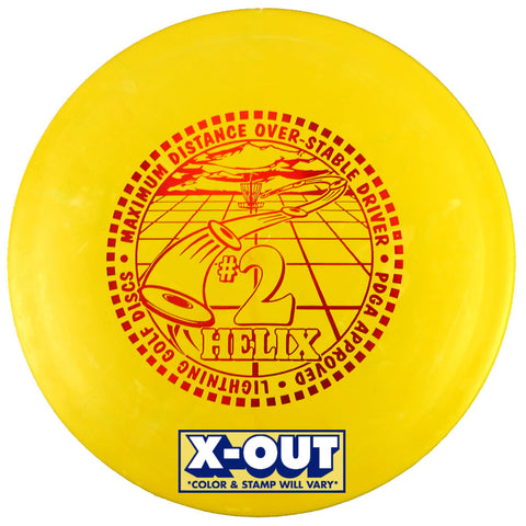 X-OUT #2 Helix Distance Driver