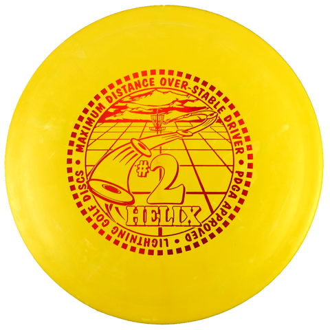 #2 Helix Distance Driver