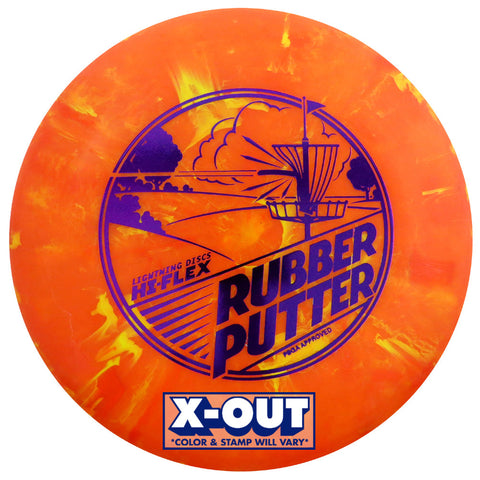 X-OUT Rubber Putter