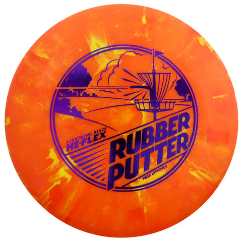 Rubber Putter