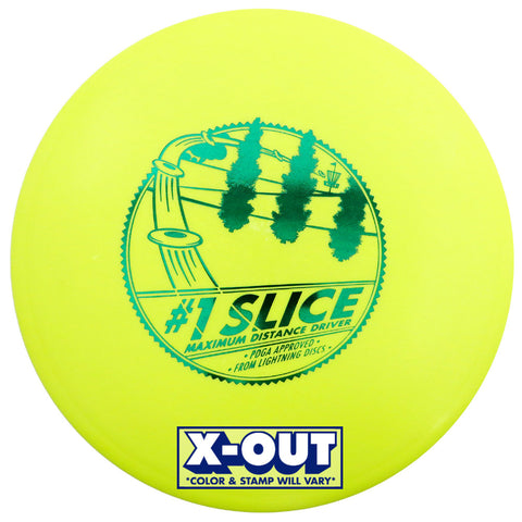 X-OUT #1 Slice Fairway Driver
