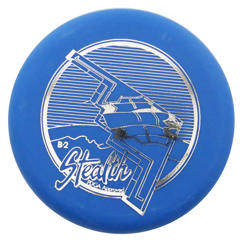 Warbird B-2 Stealth Inter-locking Mini Marker Disc