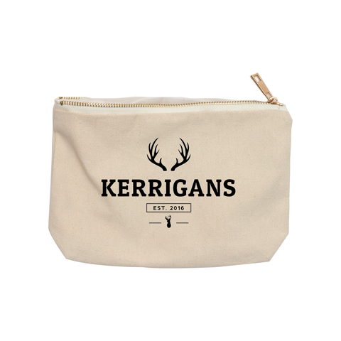 Antlers Canvas Carryall