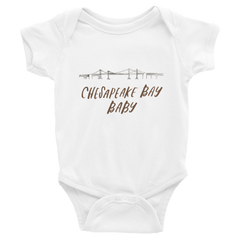 Chesapeake Bay Baby Kids/Baby Shirt