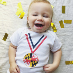 Maryland Gold Kids/Baby Shirt