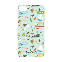 Maryland Illustrated Phone Case