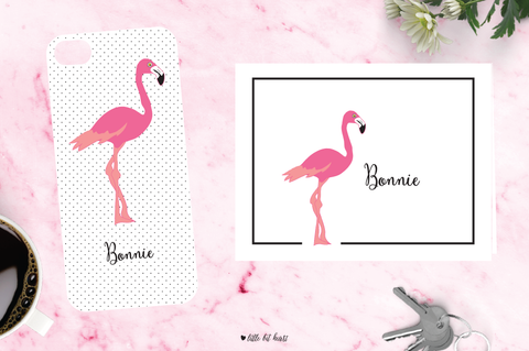 pink flamingo - pink collection
