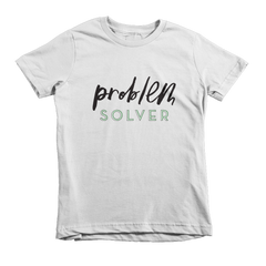Problem Solver Kids/Baby Shirt