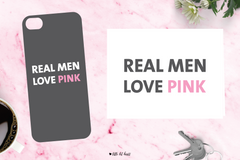 real men love pink - pink collection